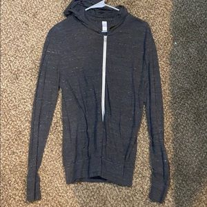 Men's Alternative lightweight zip up